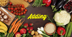 Adding Whole Foods to your Diet