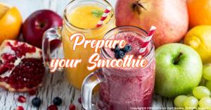 Prepare your Smoothie